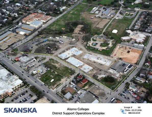 Alamo Colleges 1802276090