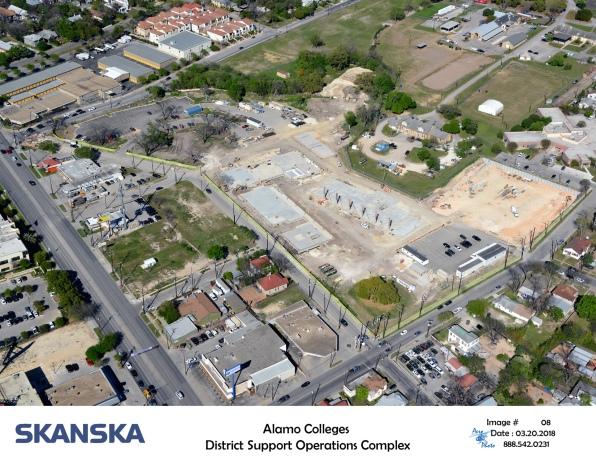 Alamo Colleges 1803206108