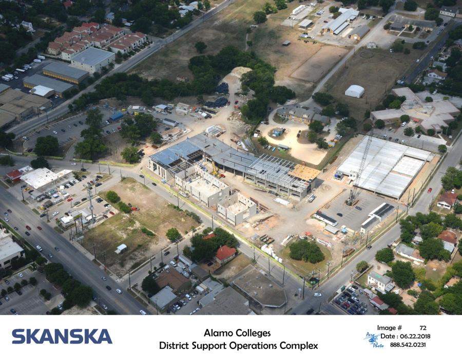 Alamo Colleges 1806228172