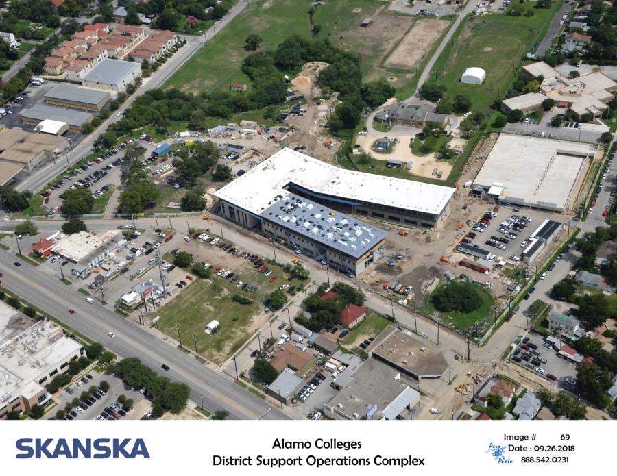 Alamo Colleges 1809265069